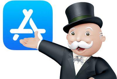 app store monopoly