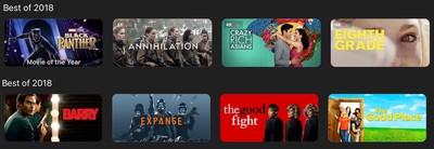 best of 2018 itunes movies shows