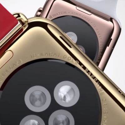 apple watch edition video promo