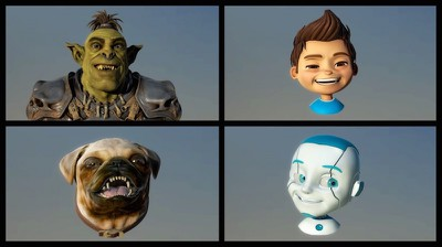 faceshift_avatars