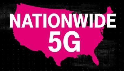 Nationwide 5G TMobile