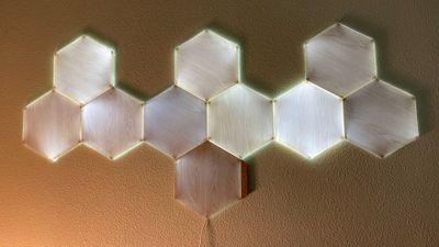nanoleaf lighting pattern