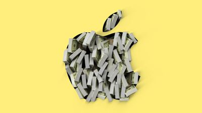 apple logo cash feature
