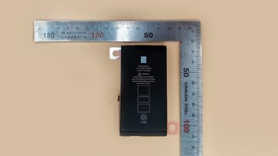 Apple A2479 SafetyKorea Battery Feature
