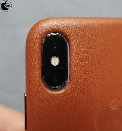 iphone x in apple iphone xs leather case