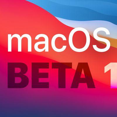 macOS dev beta 10 feature