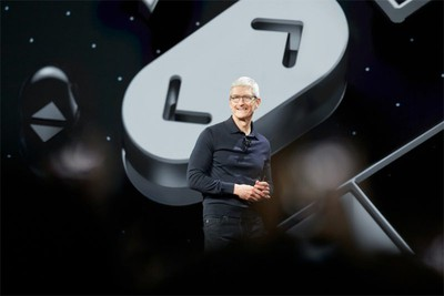 tim cook loveloud