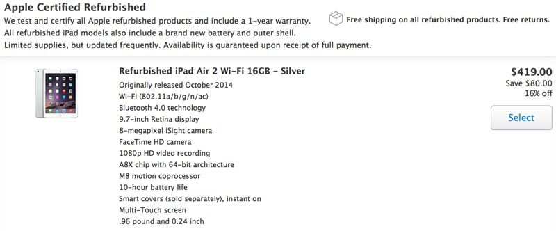 ipadair2refurbished