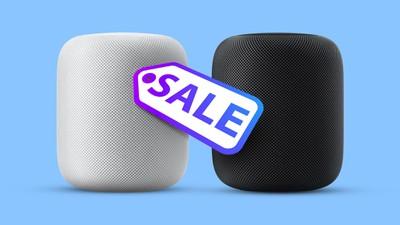 homepod sale REREREMIX feature