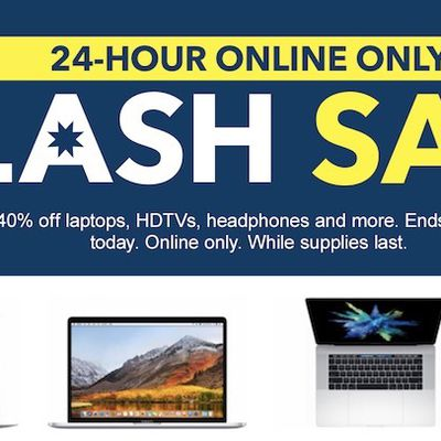 bb flash sale