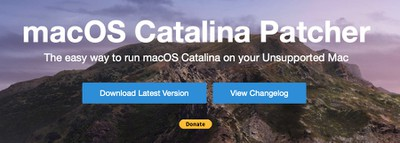 macos catalina patcher url