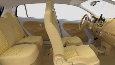 v-vehicle interior
