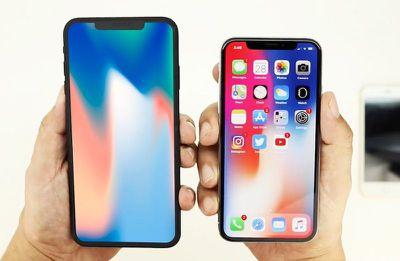 iphone x plus mockup