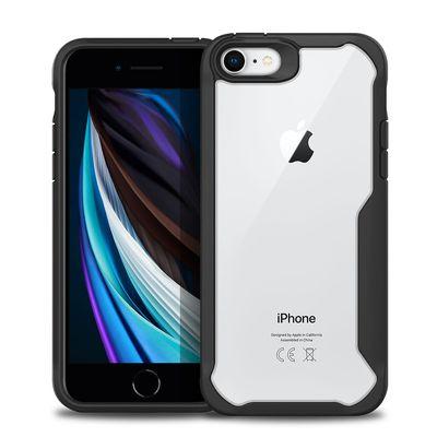 Olixar NovaShied iPhone SE 2020 Bumper Case Black