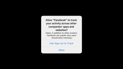 facebook ios 14 tracking prompt