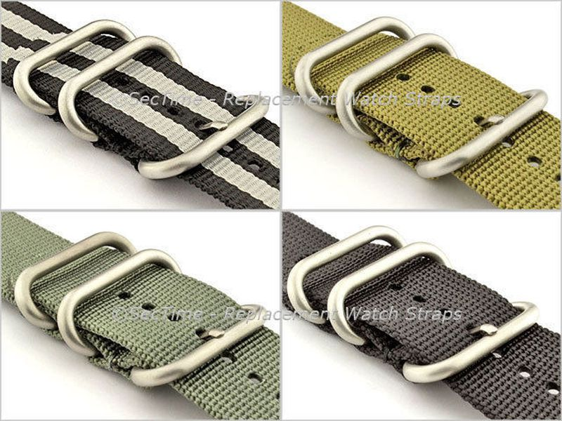 NATO Bands Apple Watch