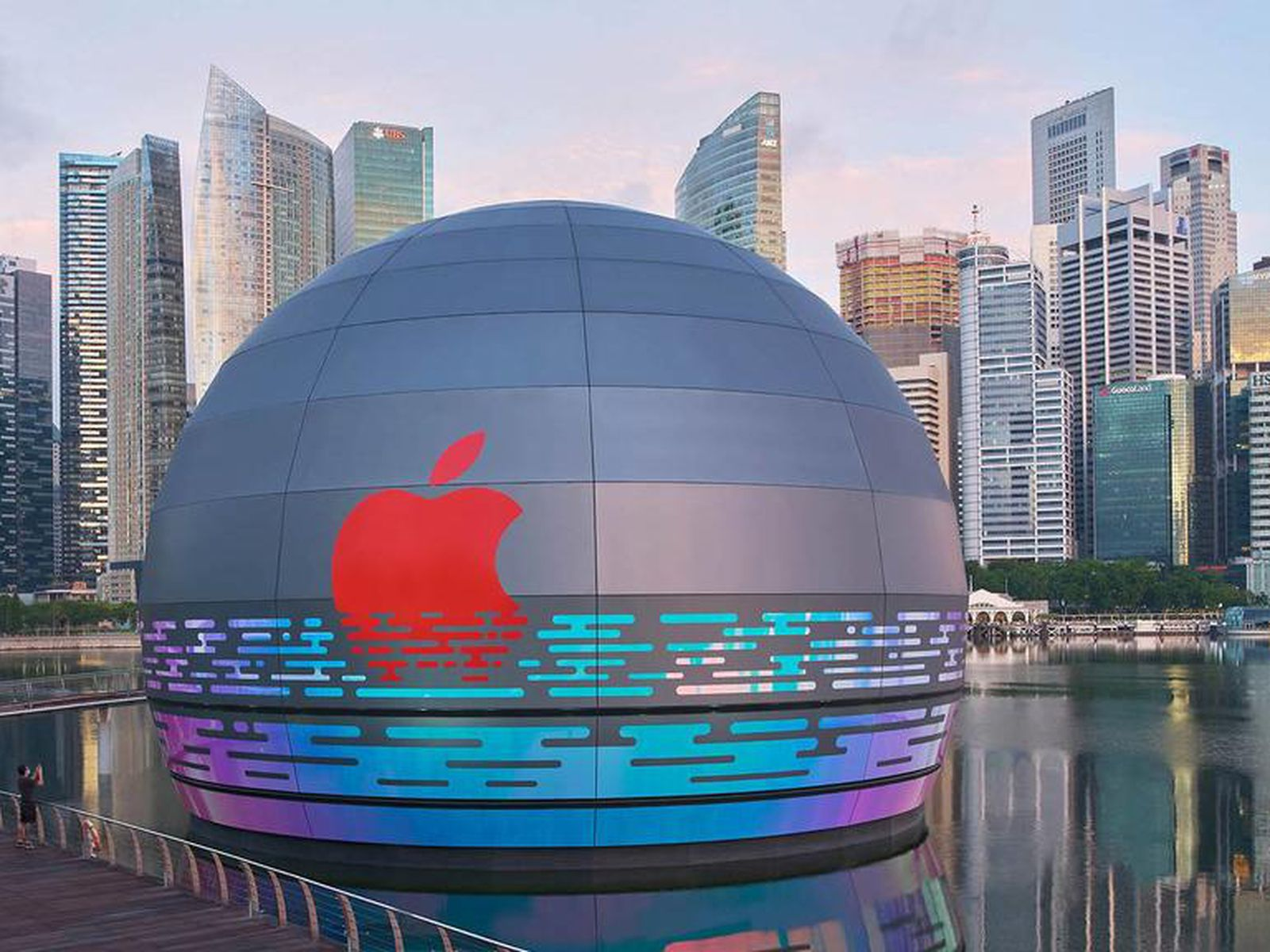Apple S Marina Bay Sands Retail Store To Open Soon In Singapore Macrumors