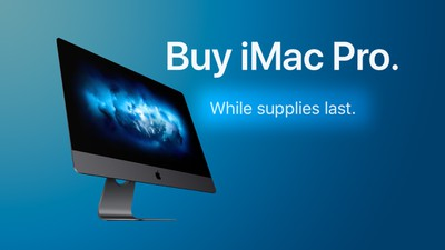 Buy iMac Pro, while providing the latest features3