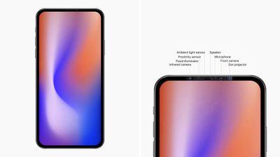 2020 iphone 6 7 inch no notch