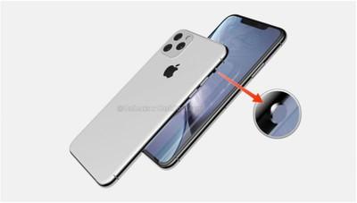 iphone xi max mute switch