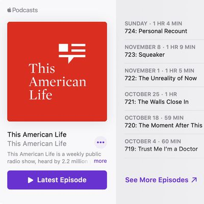 apple podcasts embed