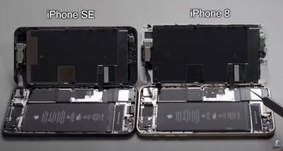 iphoneseiphone8comparison