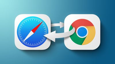 ios14 and default chrome feature