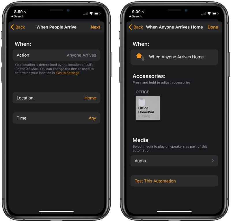 iOS 13 AirPlay 2 HomeKit