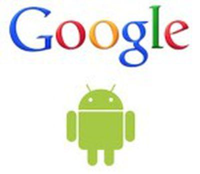 google android logos