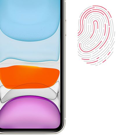 iphone touch id power button