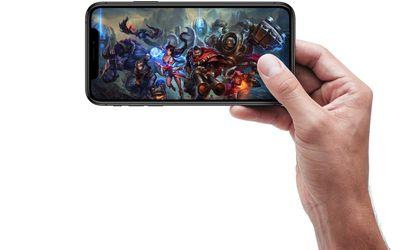 league of legends iphone
