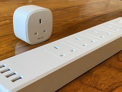 meross review power strip and plug