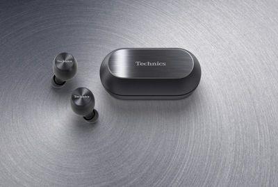 technics wireless earphones anc