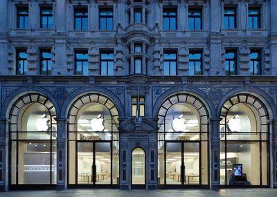 Regent Street Apple Store1