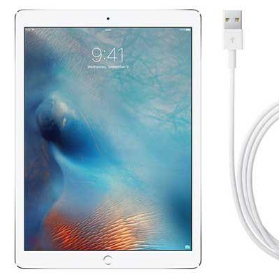 iPad Pro Charging