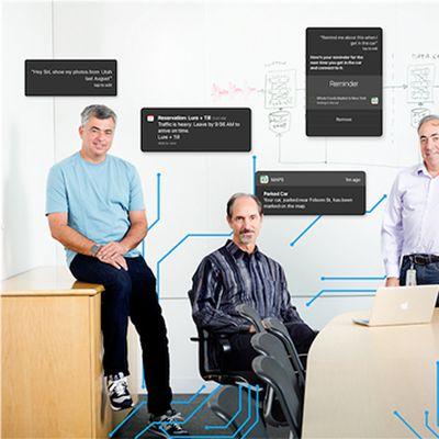 backchannel apple machine learning