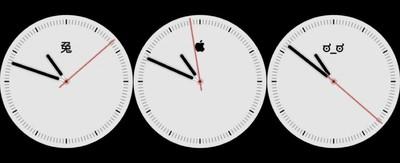 customize monograph apple watch