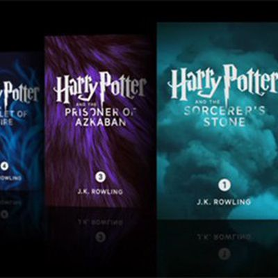 Harry Potter iBooks