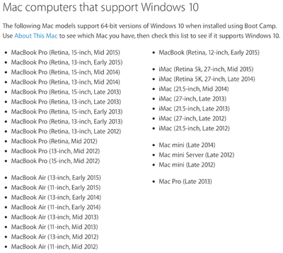 windows10support