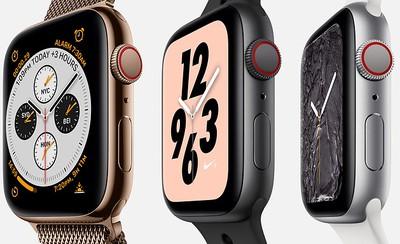 apple watch series 4 trio