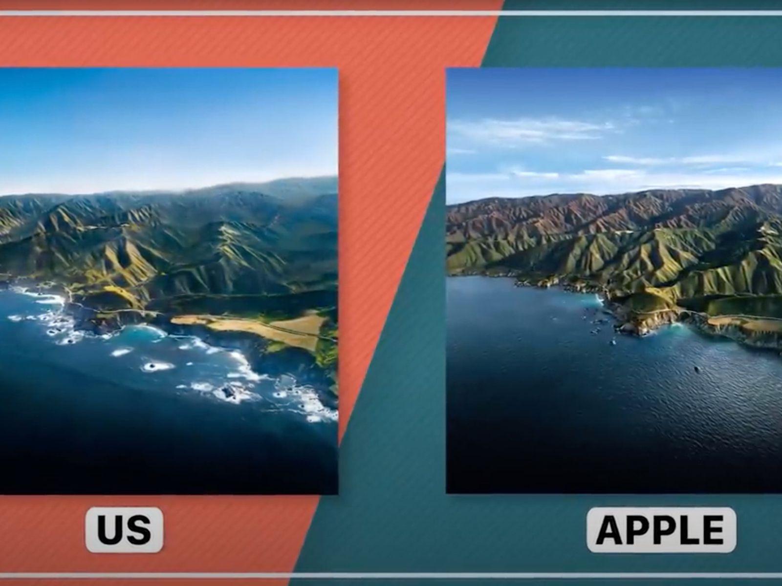 Recreate the macOS Big Sur Wallpaper ...