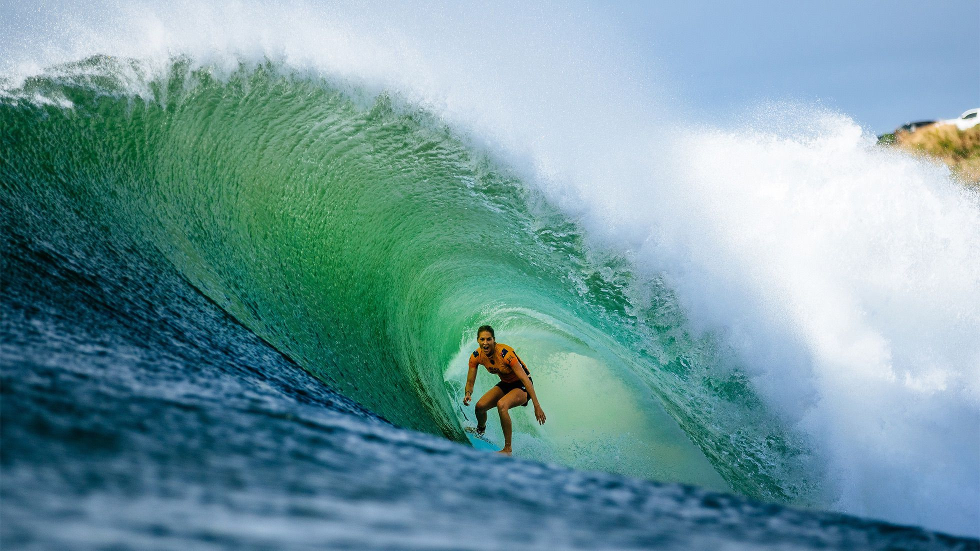 photo of Apple Picks Up World Surf League Docuseries for Apple TV+ image