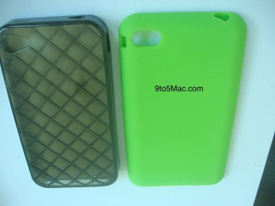 green silicone iphone 5 case 1