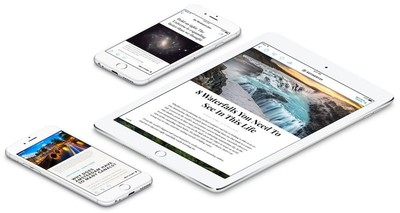 apple news iphone ipad