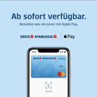 apple pay austria