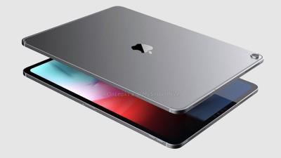 iPad Pro 12 9 2018 5K4