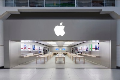 apple store toronto eaton centre