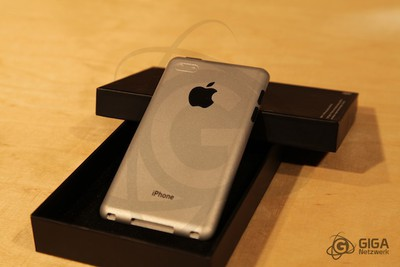 iphone 5 mockup back