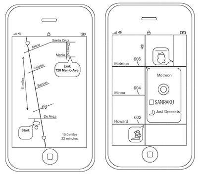schematic maps