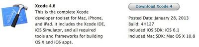 Xcode4 6
